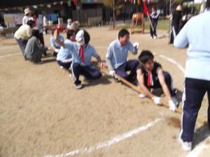 【福祉館恵海】運動会を行いました④