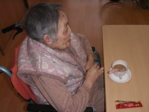 【福祉館恵海:うみかぜ:渚にて】喫茶会