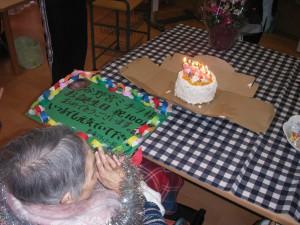 【福祉館恵海:うみかぜ:渚にて】誕生日会を行いました①