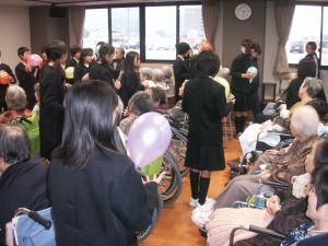 【福祉館恵海:うみかぜ:フロア】多喜浜小学校の子ども達が遊べに来てくれました!⑤