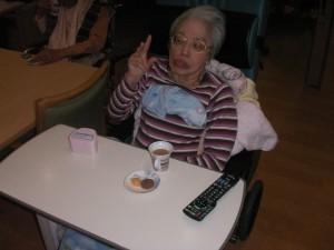 【福祉館恵海:うみかぜ:はまゆうにて】喫茶会しました!