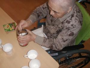 【福祉館恵海:うみかぜ:渚ユニット】コーヒー喫茶