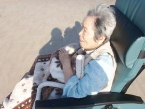【福祉館恵海:うみかぜ:渚ユニット】暖かくなって、お散歩しやすくなりましたね。