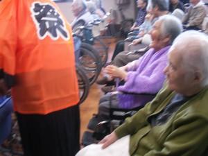 【福祉館恵海:うみかぜ】歌と手遊びの会①