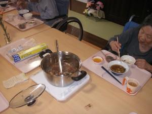 いも炊き(渚&珊瑚)