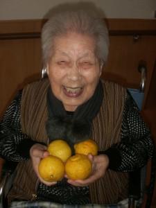 柑橘はるかを頂きました(●^o^●)