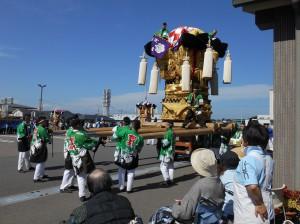 ■■■太鼓台■■■新居浜祭り、今年も大盛り上がりでした(●^o^●)